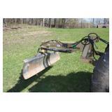 LandPride hydraulic backblade