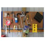 Wire Brushes, Trimmer String, Hand Saws, Torch
