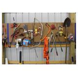 Trim String, Ear Muffs, Lift Strap, Speed Clamps