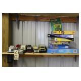 Hess Trucks and Lego Toys