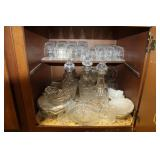 Waterford Crystal and other Crystal