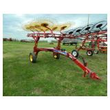 New Holland Pro Cart 819 V Rake
