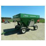 EZ Trail Grain Gravity Wagon