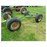 John Deere Wagon Gear