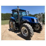 New Holland TS135A 4x4 Tractor