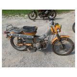 1972 Honda CT90 mini-bike