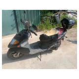 Daelim E-Five scooter