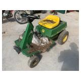 John Deere Model 56 lawnmower