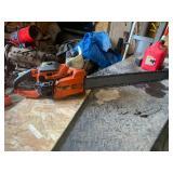 Echo 500VL chainsaw