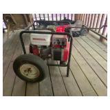 Honda EG2200X generator