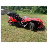 Polaris Slingshot motorcycle