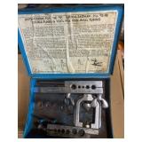 double flaring tool set