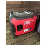 Predator 3500 watt generator