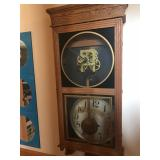 Talboys Estate: Clock collection, doll collection, antique toys and games