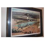 Ducks Unlimited signed prints