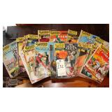 Classics Illustrated collection, playbills, poster