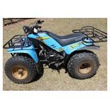 Yamaha 200 Moto 4 ATV