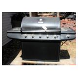 Kenmore gas grill, stationary