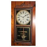 Waterbury Wall Clock