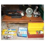 Dremel Moto-Shop, Delta sander, Torch Sets, heater