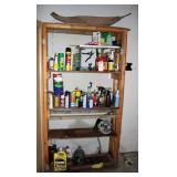 Cabinet and all contents