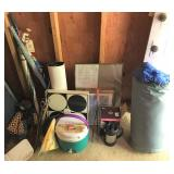 Lot of Camping and Recreation items