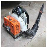 Stihl BR320 backpack blower