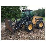 New Holland 9030 Versatile Forestry