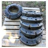 Kubota Wheel Weights