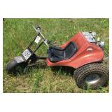Mud Bug 3 wheel ATV