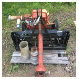 Hale Irrigation Pump Model 50FB3-4R550