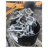Logging Tire Chains