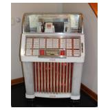 Seeburg 100 Selecto-matic Jukebox in Coca-Cola