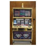 Double Diamond Quarter Slot Machine