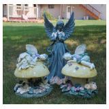 Garden Angels and Fairies