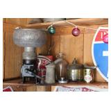 Cream Seperator, Cans, Jars