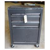 All American tool chest with contents
