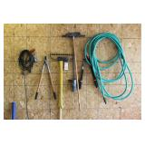 Hand Tools, Loppers, Hose, Maule