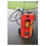 Todd Gas Caddy with electric pump