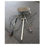Propane Weed Burners, Camp stove, splitting maule