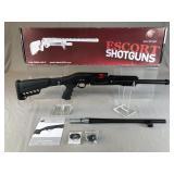 Hatson Escort Slugger Tactical 12ga Shotgun NIB