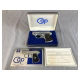 COP Model CP-357 4-Barrel .357Mag Pistol