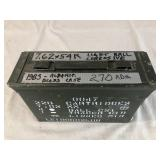 7.62 X 54mm Albanian 270 rounds