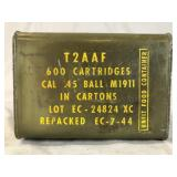.45 M1911 Ball 600 Rounds