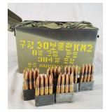 .30 M2 Ball 384 Rounds