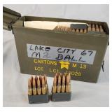 .30 M2 Ball 240 Rounds