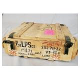 7.92 Mauser Crate & 2 Spam Cans 760(?) Rounds