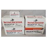 .22 LR Winchester Wildcat Bricks 2050+/- Rounds