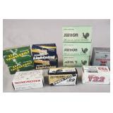 .22 LR Assorted Group 350-400 Rounds