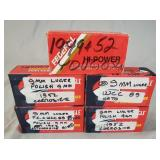 9mm Luger Vintage Ammunition 250 Rounds